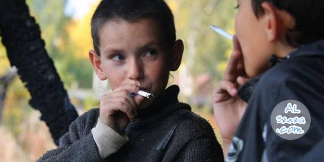 اسباب التدخين - الاصدقاء