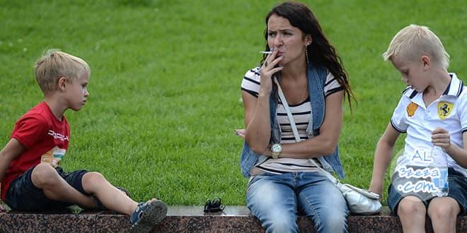 اسباب التدخين - الاهمال