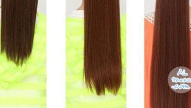 خلطات لتطويل الشعر وتنعيمه