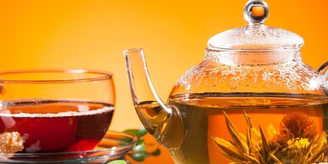علاج تسوس الاسنان الشديد بالشاي