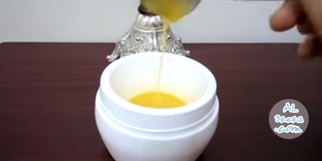 ماسك زيت الزيتون والبيض لعلاج جفاف الشعر وتقصفه