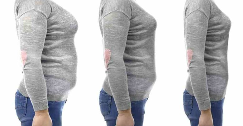 تخفيف الوزن بسرعة
