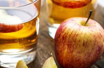 خل التفاح لتسكين الم الاسنان فورا