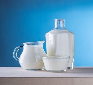 الحليب لعلاج جفاف البشرة