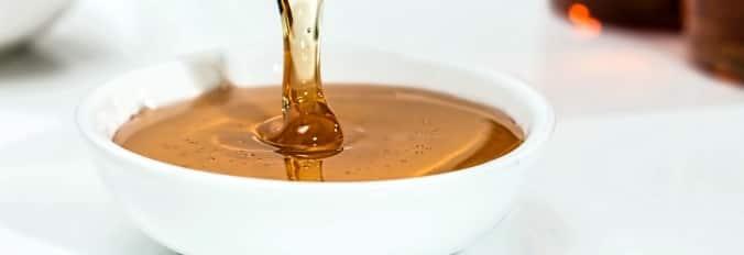 خلطة البيض والعسل لفرد الشعر المموج