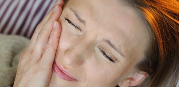 اسباب الم الاسنان في الليل