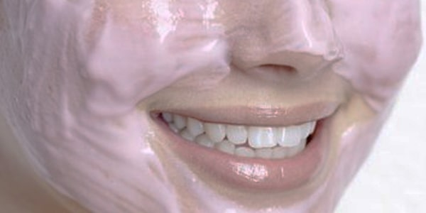 ماسك بعد تنظيف البشرة بالبخار