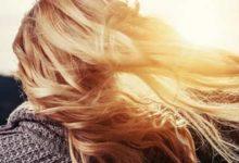 صورة خلطة لتنعيم الشعر كالحرير من اول مرة مُجربة وسريعة المفعول