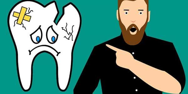 اسباب الم الاسنان