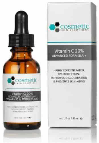 سيروم فيتامين C من cosmetic