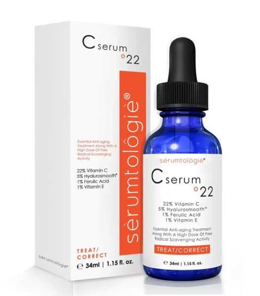 سيروم فيتامين سي serumtologie 22 للبشرة الحساسة