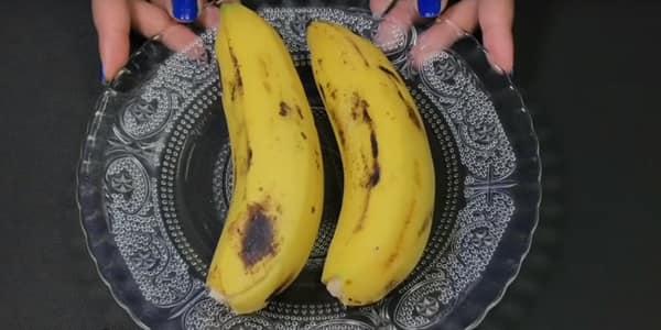 فوائد ماسك الموز للشعر