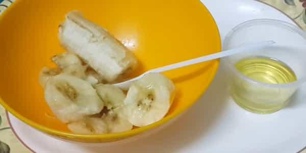 ماسك الموز للشعر - ماسك لترطيب الشعر