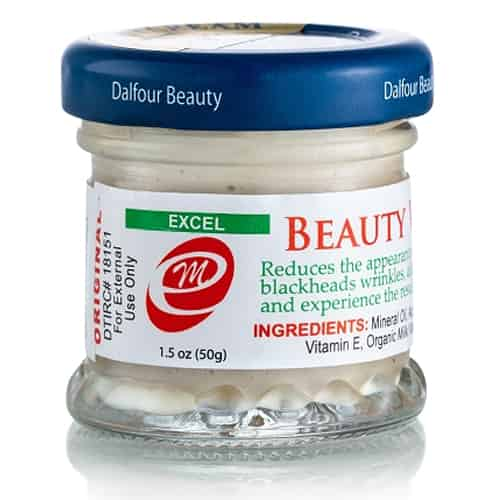 كريم Whitening Cream Dalfour Beauty Gold