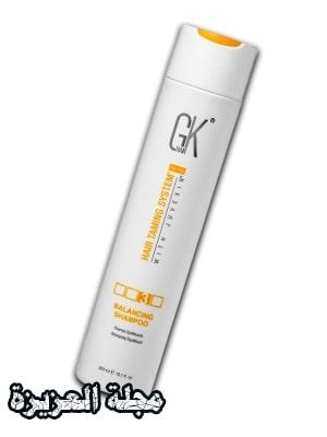 شامبو GK Balancing Shampoo بعد البروتين