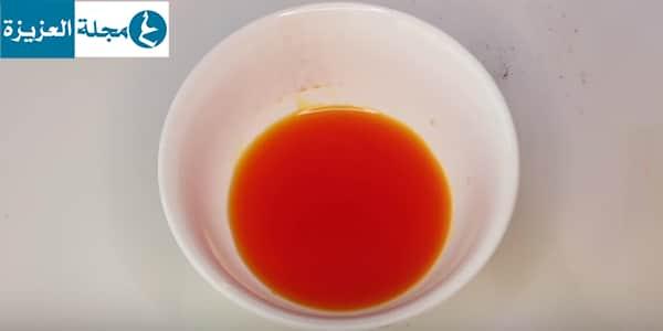وصفة ماء الورد والعكر الفاسي لتوريد الخدود والشفايف