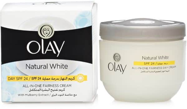 كريم اولاي Olay all-in-one fairness cream