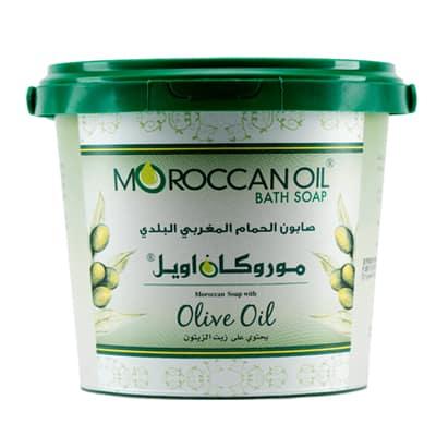 الصابون المغربي موروكان اويل