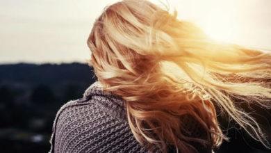 الحناء لتطويل الشعر