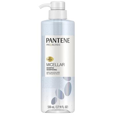 شامبو Pantene Pro-V Micellar Gentle Cleansing Water للشعر الدهني