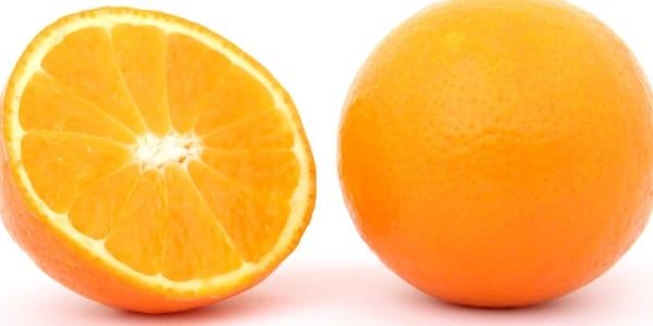 ماسك البرتقال وجل الصبار لتضييق مسام الوجه