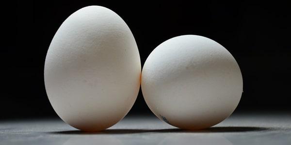 ماسك بياض البيض لتصغير المسامات