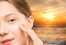 صورة افضل 5 واقي شمس طبيعي مجرب حسب نوع بشرتكِ