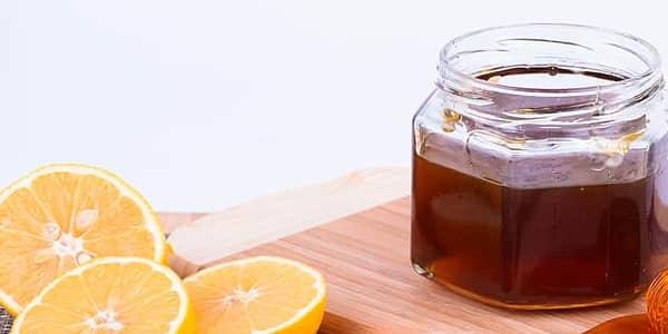 ماسك العسل والليمون للوجه