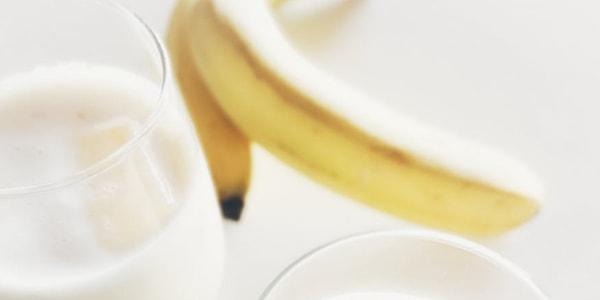 ماسك الموز والزبادي للوجه