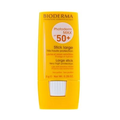 واقي شمس بيوديرما MAX Stick SPF 50 للشفاه والمناطق الحساسة