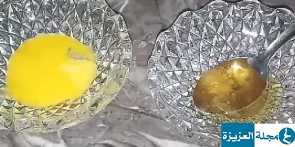 وصفة البيض وزيت الزيتون والعسل لتطويل الشعر