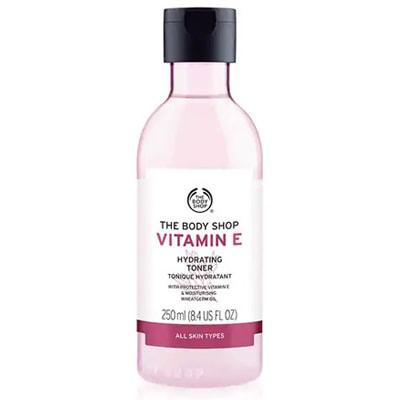 تونر The Body Shop Vitamin E Hydrating Toner للبشرة الجافة