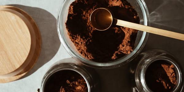 سكراب القهوة للجسم