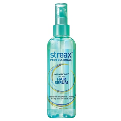 streax pro vita gloss hair serum