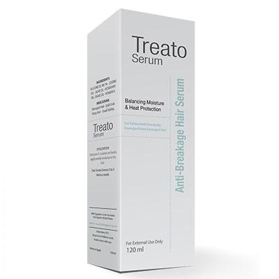 treato hair serum
