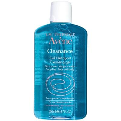 غسول AVÈNE Cleanance Cleansing Gel for face and body