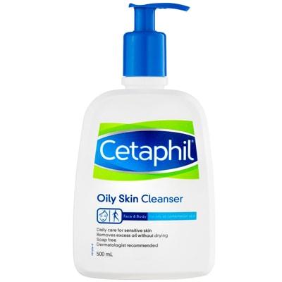 غسول cetaphil oily skin cleanser