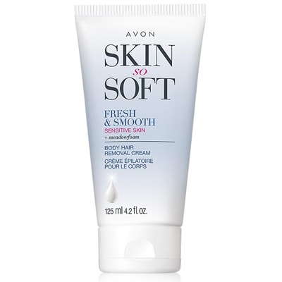 كريم AVON Skin so soft fresh & smooth