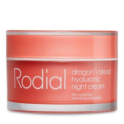 كريم Rodial Dragon's blood hyaluronic night cream
