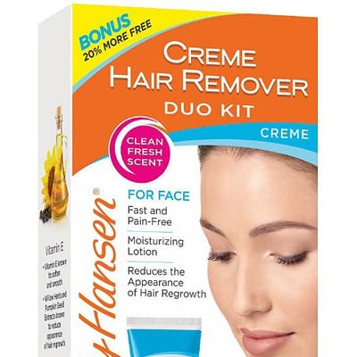 كريم Sally Hansen Cream Hair Remover Kit