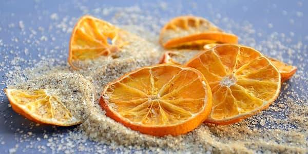 وصفة السكر والليمون