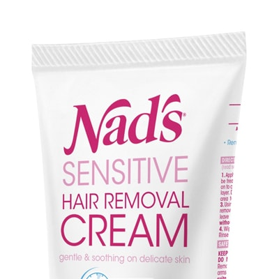 Nad's SENSITIVE HAIR REMOVAL CREAM