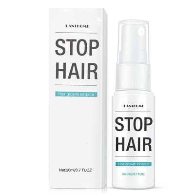 Stop Hair Natural Hair Growth Inhibitor