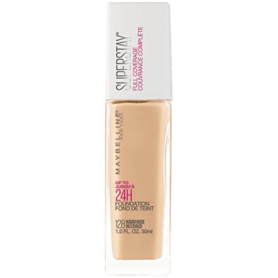 كريم اساس ميبلين Maybelline Superstay Full Coverage Foundation