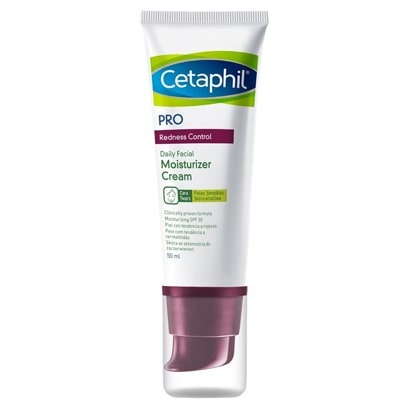 Cetaphil PRO Redness Prone Skin Daily Moisturizer Cream Spf30