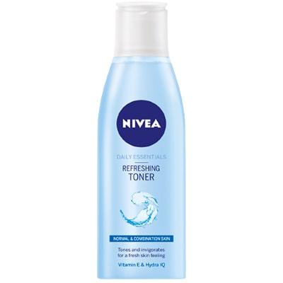 تونر نيفيا الازرق للبشرة العادية Nivea Refreshing Toner