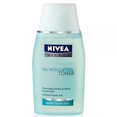 تونر نيفيا فيزاج للبشرة الدهنية Nivea Visage Oil Regulating Toner