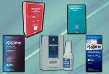 افضل نوع minoxidil بخاخ لعلاج تساقط الشعر