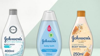 صابون سائل للجسم جونسون