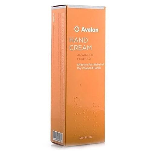 كريم افالون لليدين البرتقالي Avalon Hand Cream